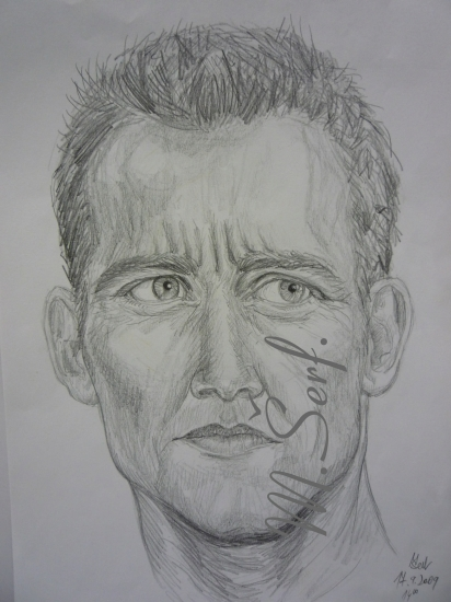 Clive Owen by mserf